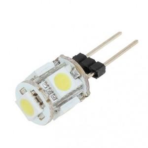 G4 12V 5SMD LED Globe (1PC)