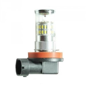 H16 12V/24V 48 SMD Globe 420Lm (1PC)