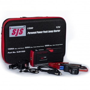Jump Starter SJS Power Pack 600Amp