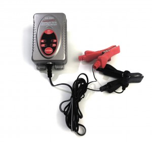 Battery Charger Intelligent 3-Stage Switch mode Battery Charger