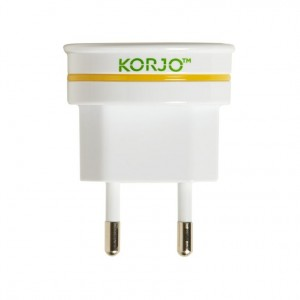 Korjo Europe adaptor
