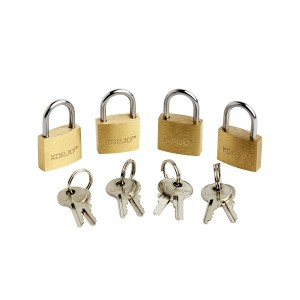 Luggage locks (4 pack)