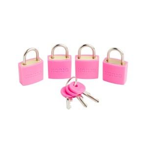 Luggage Locks – Colourful (x4)