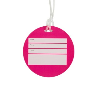 Colourful Luggage Tags