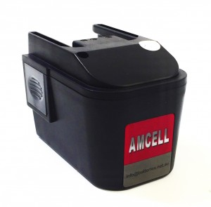 Milwaukee 9.6V 1.9Ah Replacement Battery [Japanese Cells]