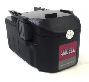 AEG 18V 3.0Ah Replacement Battery (M1830R) [Japanese Cells]