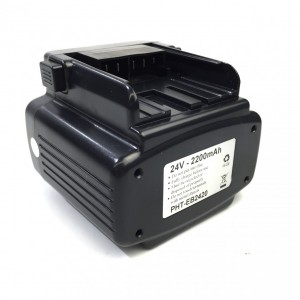 Hitachi 24V 2.2Ah Replacement Battery NiCd [Japanese Cells]
