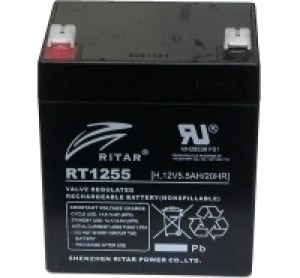Battery Rechargeable  12v 5Ah SLA