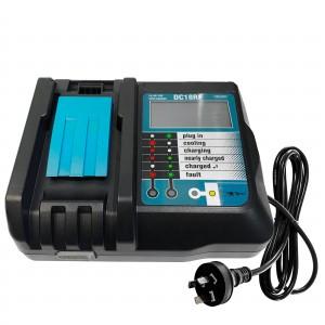 Makita Power Tool Universal Lithium Charger 14.4V-18V
