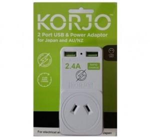 USB Adaptor – Japan
