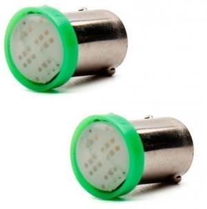 BA9S COB Green (2PC)