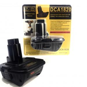 Dewalt 18V NiCd & Lithium Battery Converter