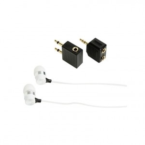 Ear Buds Travel Kit