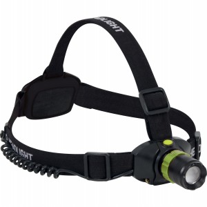 Gekko LED Head Lamp (3xAAAs Included)