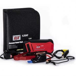 Personal Power Pack and Jump Starter 500 AMP (CCA)