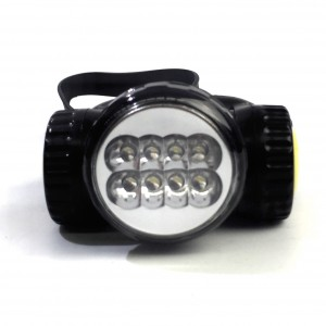 LED Diving Head Lamp [ 8 Ultra Bright LEDs]