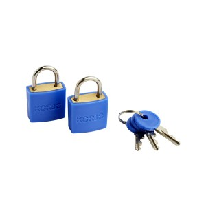 Luggage Locks – Colourful (x2)