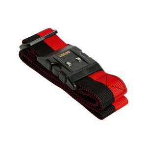 Combi Lock Luggage Strap