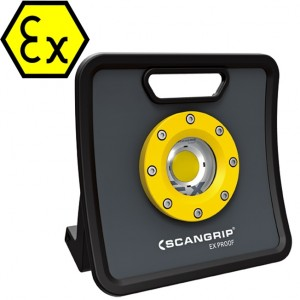 Scangrip NOVA-EXR Rechargeable Explosion Proof Flood Light