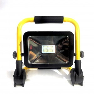 UltraCharge Portable 20 Watt LED Work Light [Rechargeable]