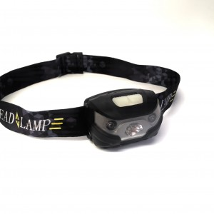 Top Gun USB Rechargeable LED HeadLamp (160 Lumens)