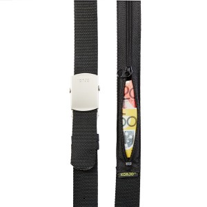 Travel Belt (concealed zip)