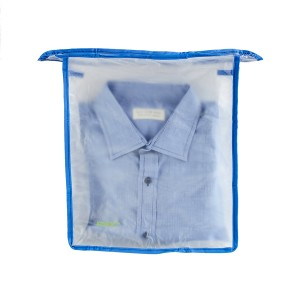 Zippered Plastic Bags (2 Pieces)