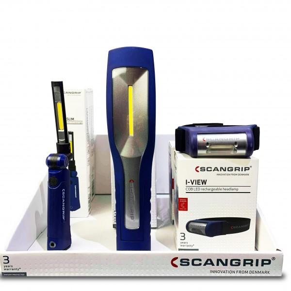 Scangrip Counter Display Option 2