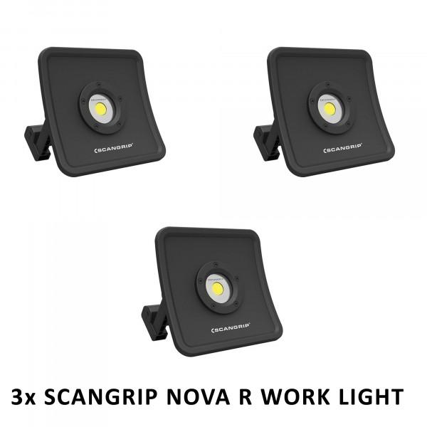 Scangrip LAUNCH PACK - NOVA R