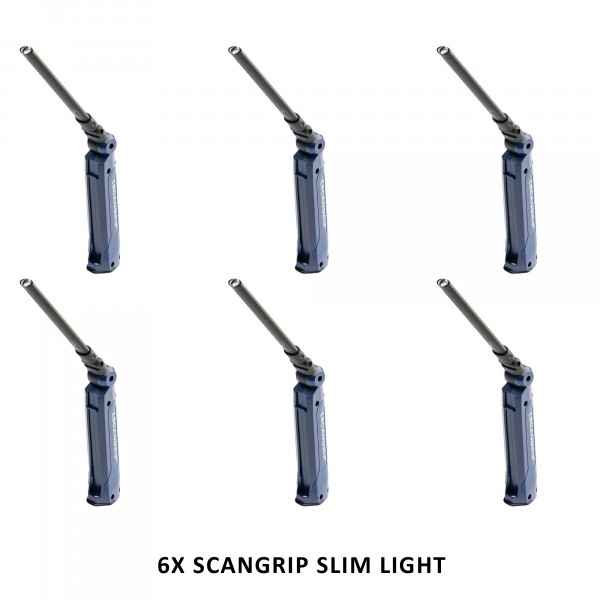 Scangrip LAUNCH PACK -SLIM