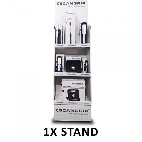 Scangrip LAUNCH PACK - STAND