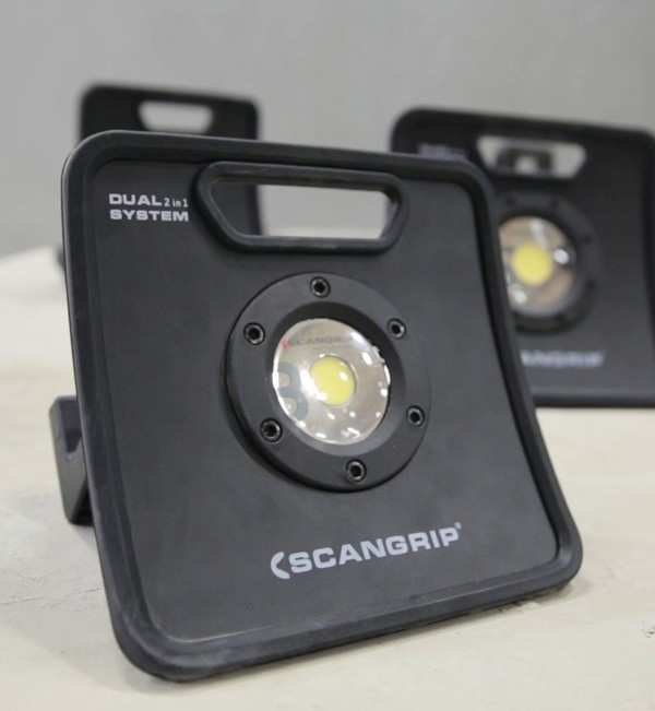 Scangrip NOVA 3K C+R 3000 Lumen Area Flood Light