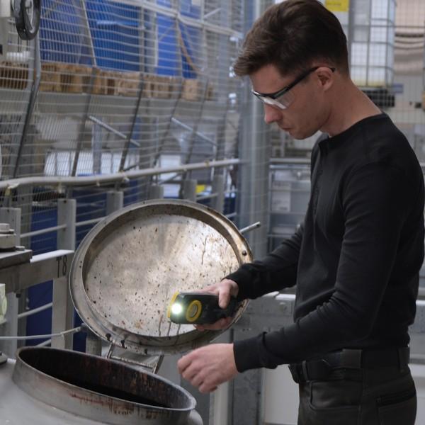 Scangrip UNI-EX Explosion Proof Hand Lamp