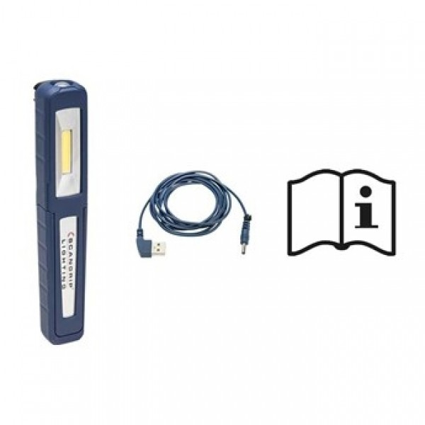 Scangrip UNIPEN Rechargeable Pocket Light
